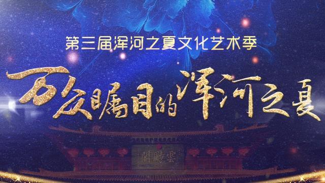 第三届浑河之夏文化艺术季闭幕式短片
